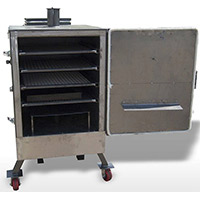 Assassin 24 Gravity-fed Insulated Smoker