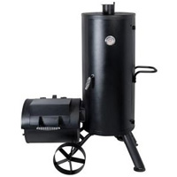 Vertical Trailmaster w/ Side Firebox