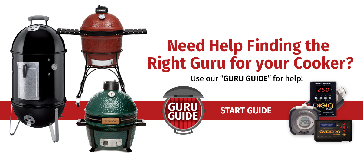 BBQ Guru Choose Your Grill Guide