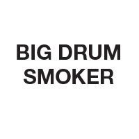 Big Drum Smoker