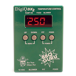 Green DigiQ BBQ Temperature control