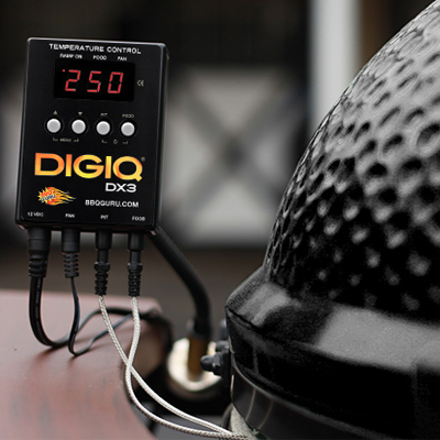 DigiQ DX3 Black with 6 Foot Probes