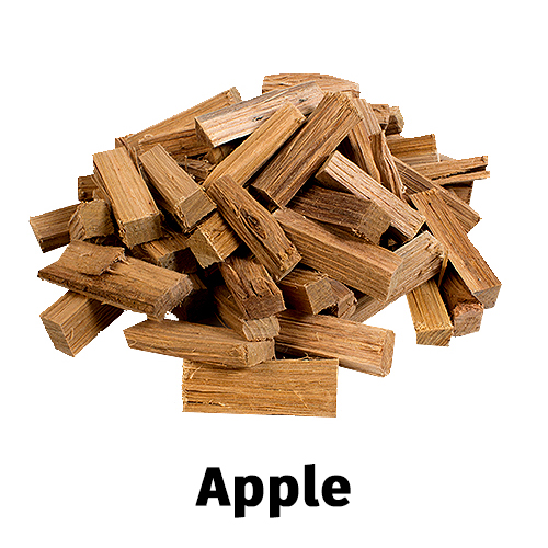 BBQ Guru Small Smoke Wood Apple Chunks