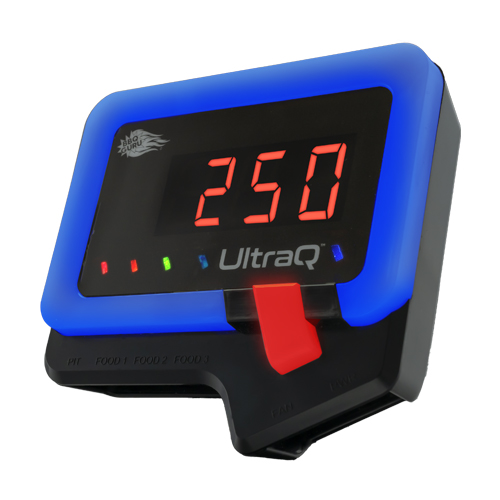 UltraQ® BBQ Temperature Control with 4 Foot Food and Pit Probes