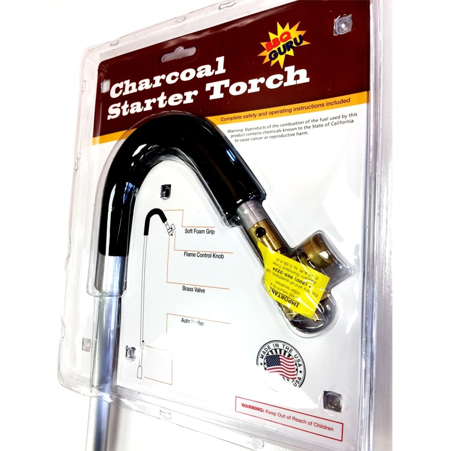 Charcoal Starter Torch