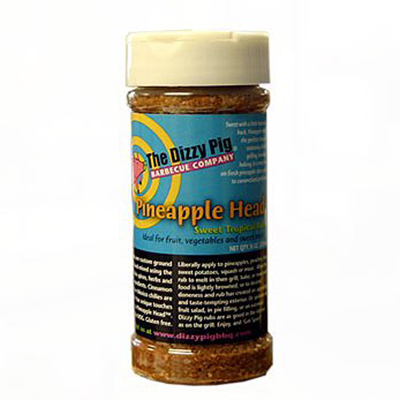 Dizzy Pig Pineapple Head Rub