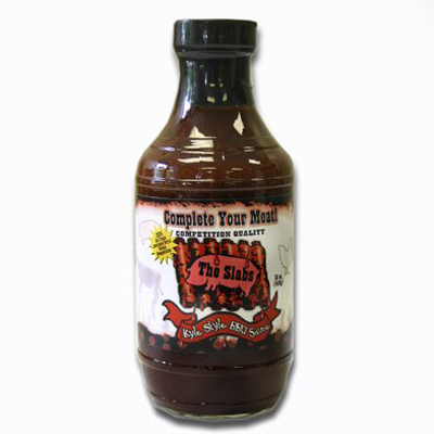 Slabs Barbeque Sauce