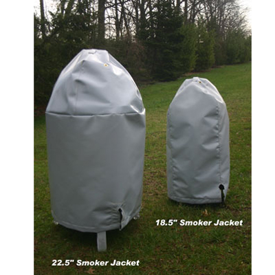 The Bbq Guru Wsm Smoker Jacket