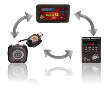 Compare BBQ Temperature Controls